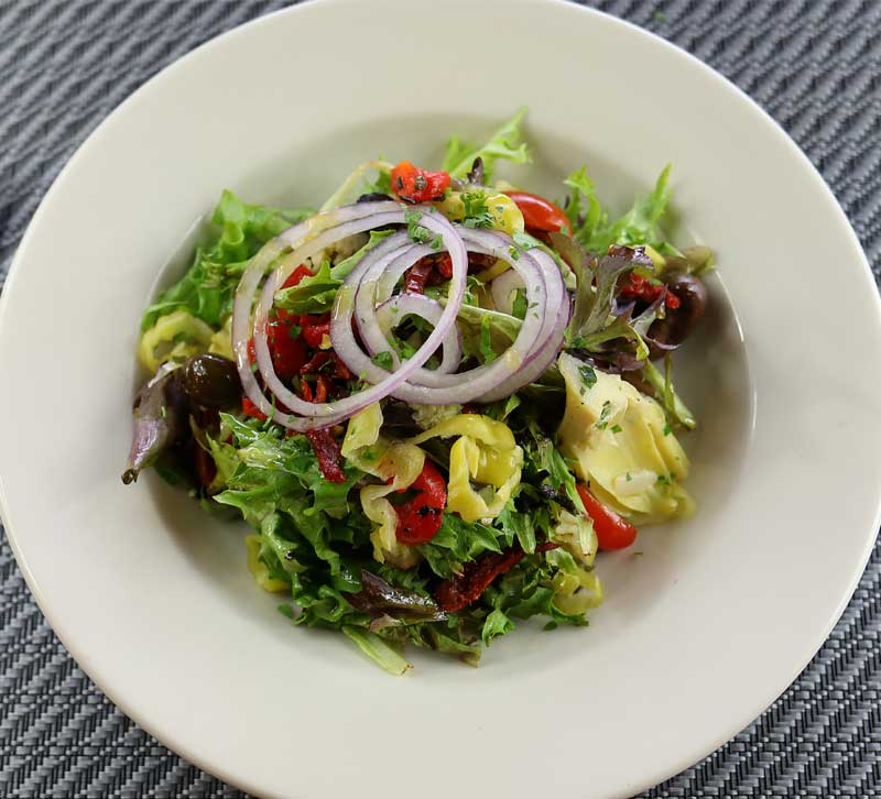 Western House Salad (SMALL)